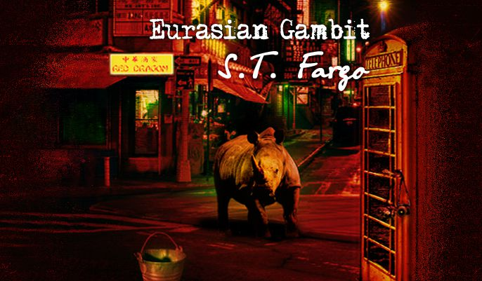 Eurasian Gambit—a science-fiction detective novel (crime fiction)